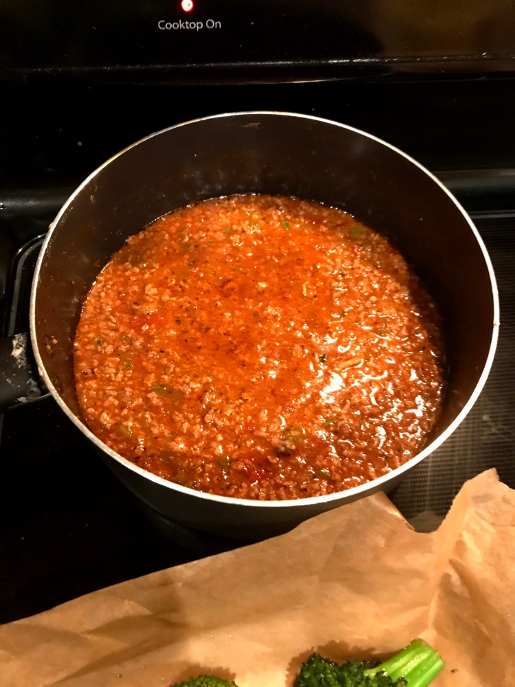 Mom's Simple Spaghetti Sauce